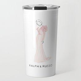 Rose dress Travel Mug