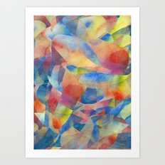 What You're Missing Art Print