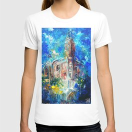 THE CITY HALL OF COLCHESTER T-shirt