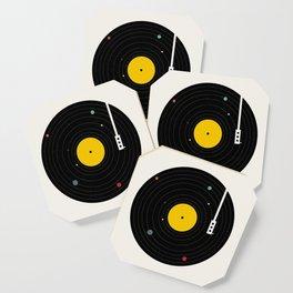Music, Everywhere Coaster