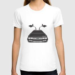 Delorean DMC 12 / Time machine / 1985 T-shirt