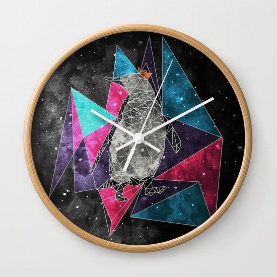 PenQueen Wall Clock