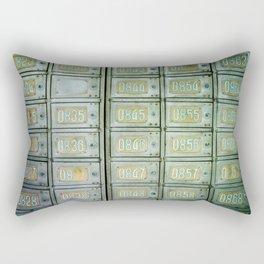 PO boxes Rectangular Pillow