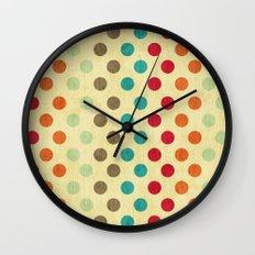 Shabby Sweets  Wall Clock