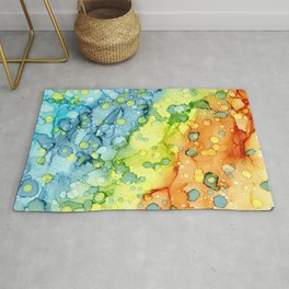 Shaved Ice Rug