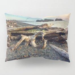 Rialto Beach WA Pillow Sham