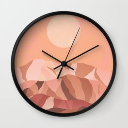 Hanna KL x Pearl Charles Wall Clock
