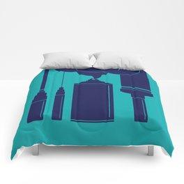 Art Supplies Comforters