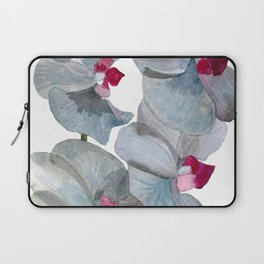 orchid flowers Laptop Sleeve