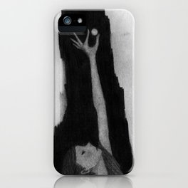 You've got the moon iPhone Case
