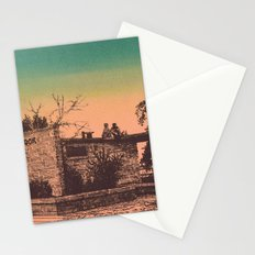 Overlook Sunset Stationery Cards