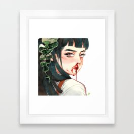 Taste Like Framed Art Print