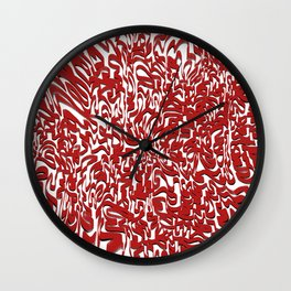 a life lived Wall Clock