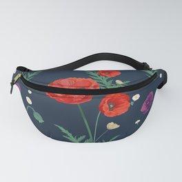 Blight Flower Fanny Pack