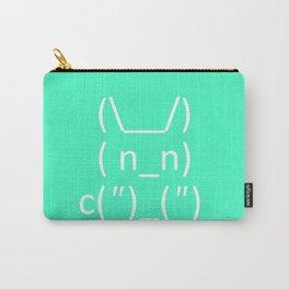 Bunbun Carry-All Pouch