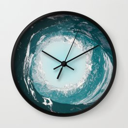 Throat of the World Wall Clock