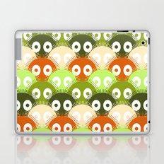 susuwatari pattern (color version) Laptop & iPad Skin