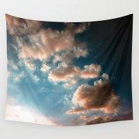 heaven Wall Tapestries featuring Heaven by Sofia_Katsikadi