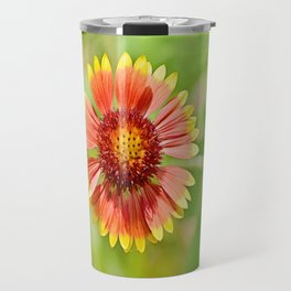 Bright Beauty Travel Mug