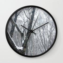 Winter in Narnia #2 Wall Clock