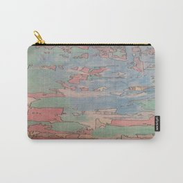 Colourfull world Carry-All Pouch