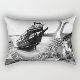OMAN-Muscat Rectangular Pillow