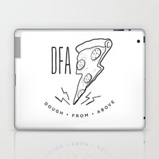 DFA White Laptop & iPad Skin