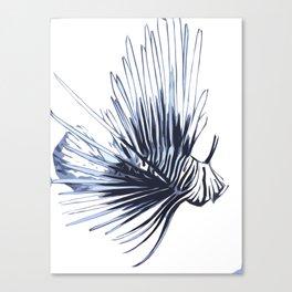 Scorpleonfish 1 Canvas Print
