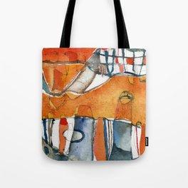 Ciudad Tote Bag