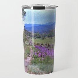 Dames Rocket Ranch by CheyAnne Sexton Travel Mug