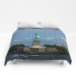 Lady Liberty Comforters