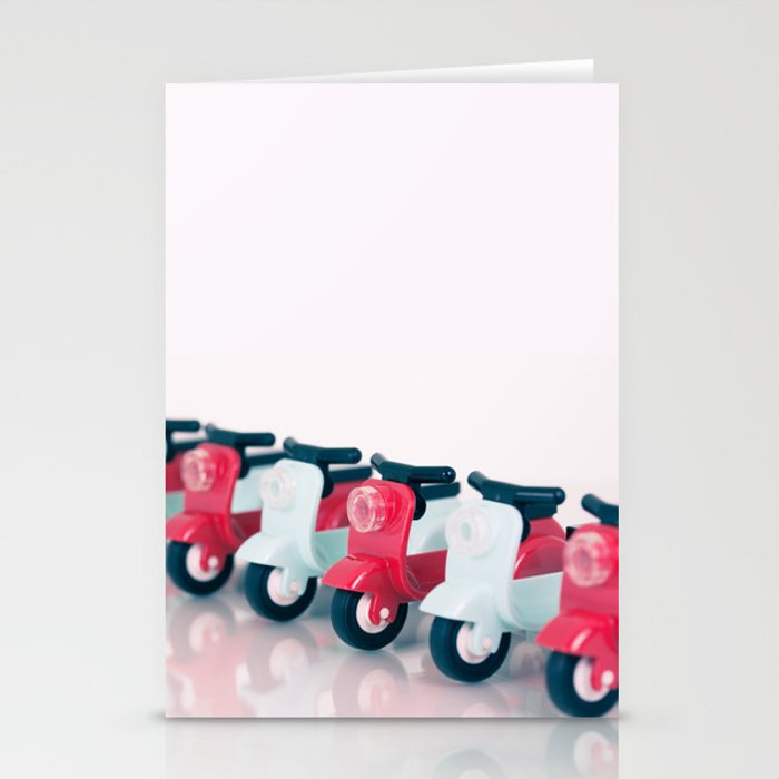 Zoom Zoom Stationery Cards