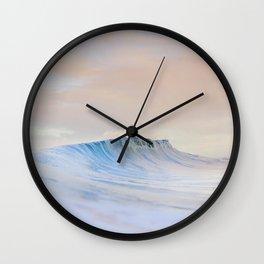 Makena Wedge Wall Clock