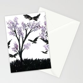 Tree 9 Stationery Cards