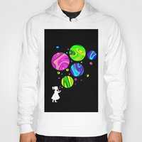 bubbles Hoodies featuring Bubbles by Finlay McNevin
