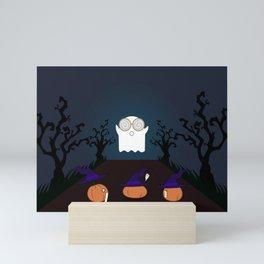 Trick or treat! Mini Art Print