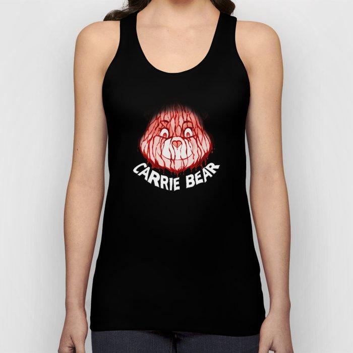 Carrie Bear Unisex Tank Top