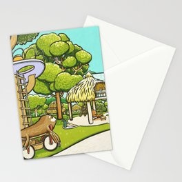 to the Sea Stationery Cards
