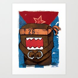Gitmo Art Print