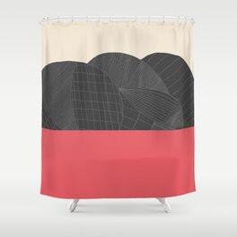 Intro Shower Curtain
