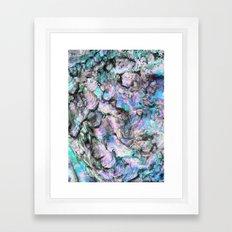 Iridescence #1 Framed Art Print