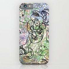 Anymanimals+Whatlifethrowsatyou    Nonrandom-art1 iPhone 6s Slim Case