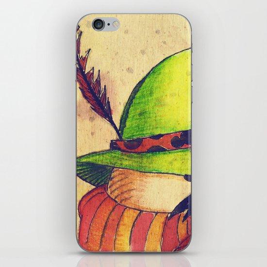 Mexalpinouboy iPhone & iPod Skin