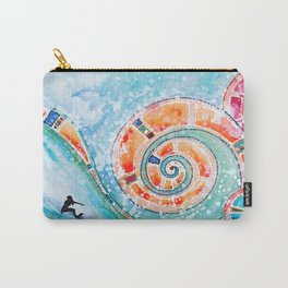 Wahine Carry-All Pouch