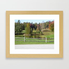 Island of Dreams Framed Art Print