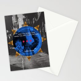Lauryn Hill tribute  Stationery Cards