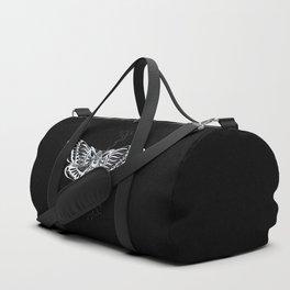 Death's Head Moth Duffle Bag