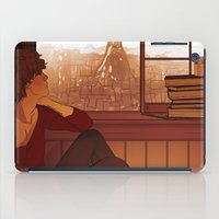 enjolras iPad Cases featuring Enjolras by rdjpwns