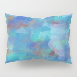 Paint Strokes Two Pillow Sham