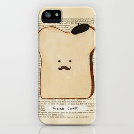 French Toast iPhone Case